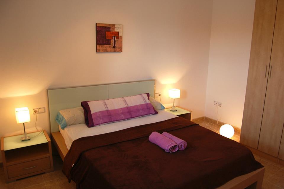 Casa Rimbau · Schlafzimmer ...